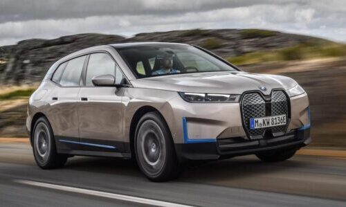 BMW introduceert iX en i4 in 2021