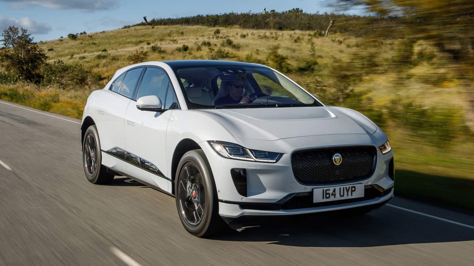 Jaguar I Pace