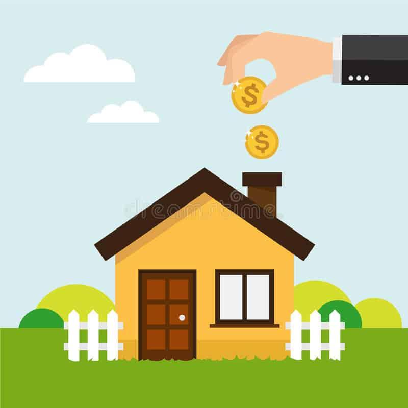 sparen eigen huis