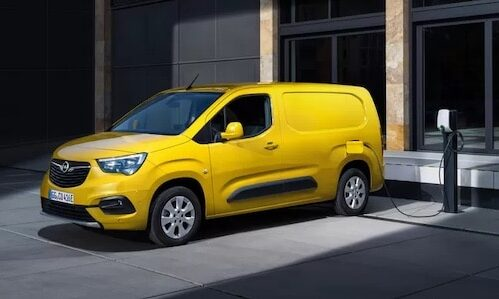 Subsidie van 5000 euro op nieuwe elektrische bestelwagen