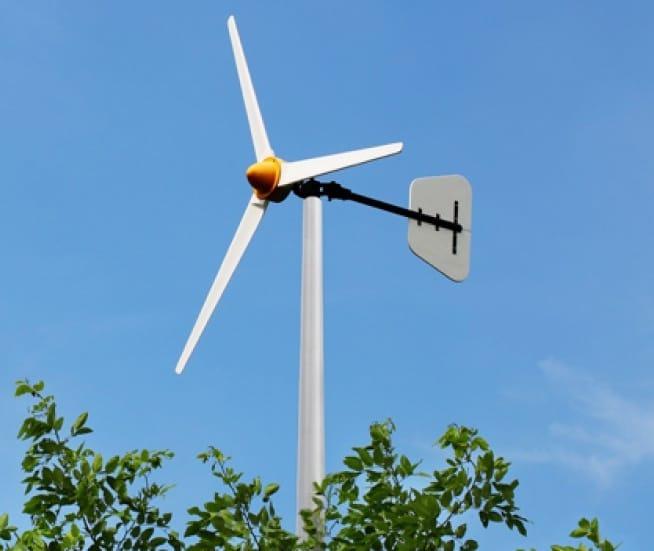 Mini-windmolen