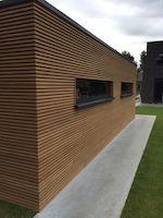 houten muurbekleding bij isolatie van buitenaf