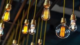 Led-verlichting en led-lampen, duurzaam sfeerverlichting